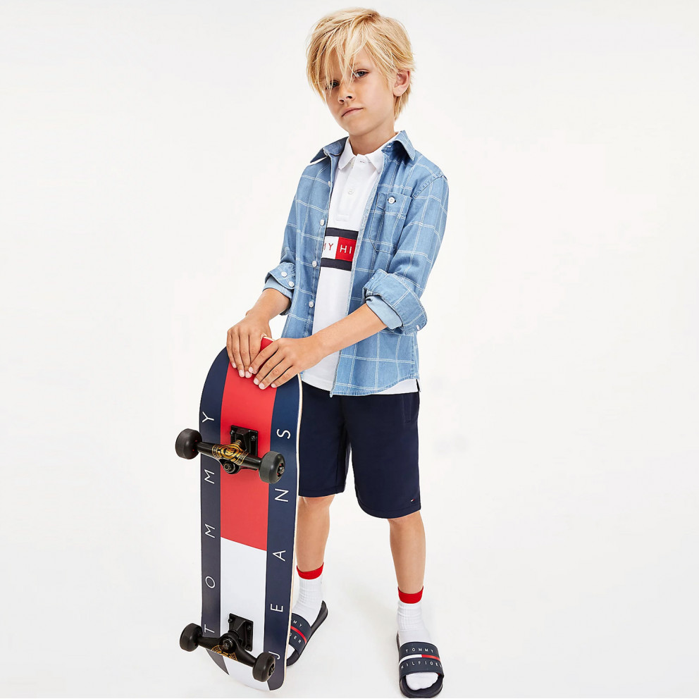 Tommy Jeans Rib Insert Kid's Sweatshorts