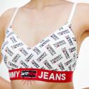 Tommy Jeans Bralette Lift Print