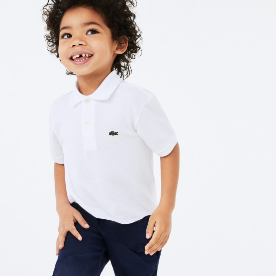 Lacoste Devanlay Kids' Polo T-shirt