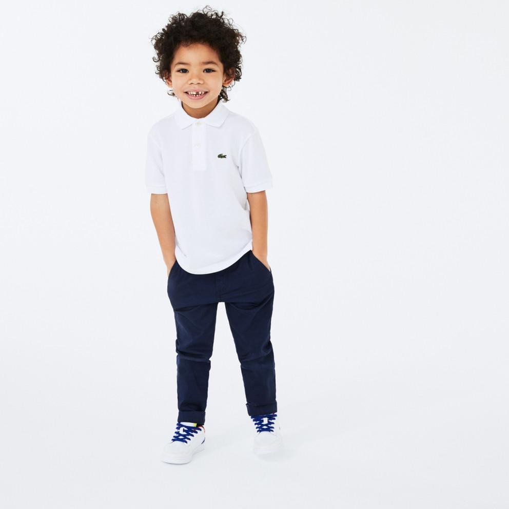 Lacoste Devanlay Παιδικό Polo T-shirt