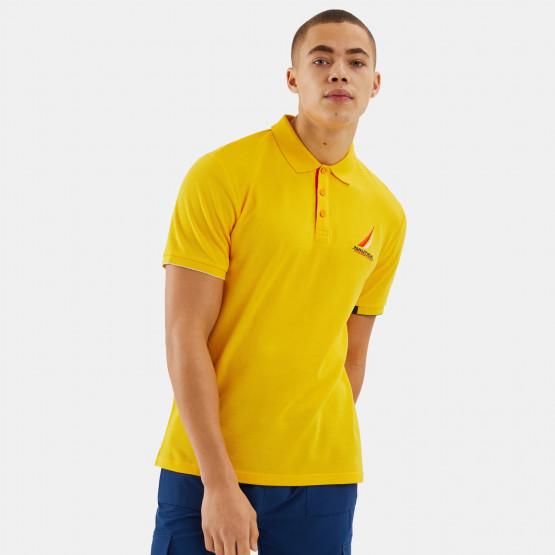 Nautica Polos Ανδρικό Polo T-Shirt