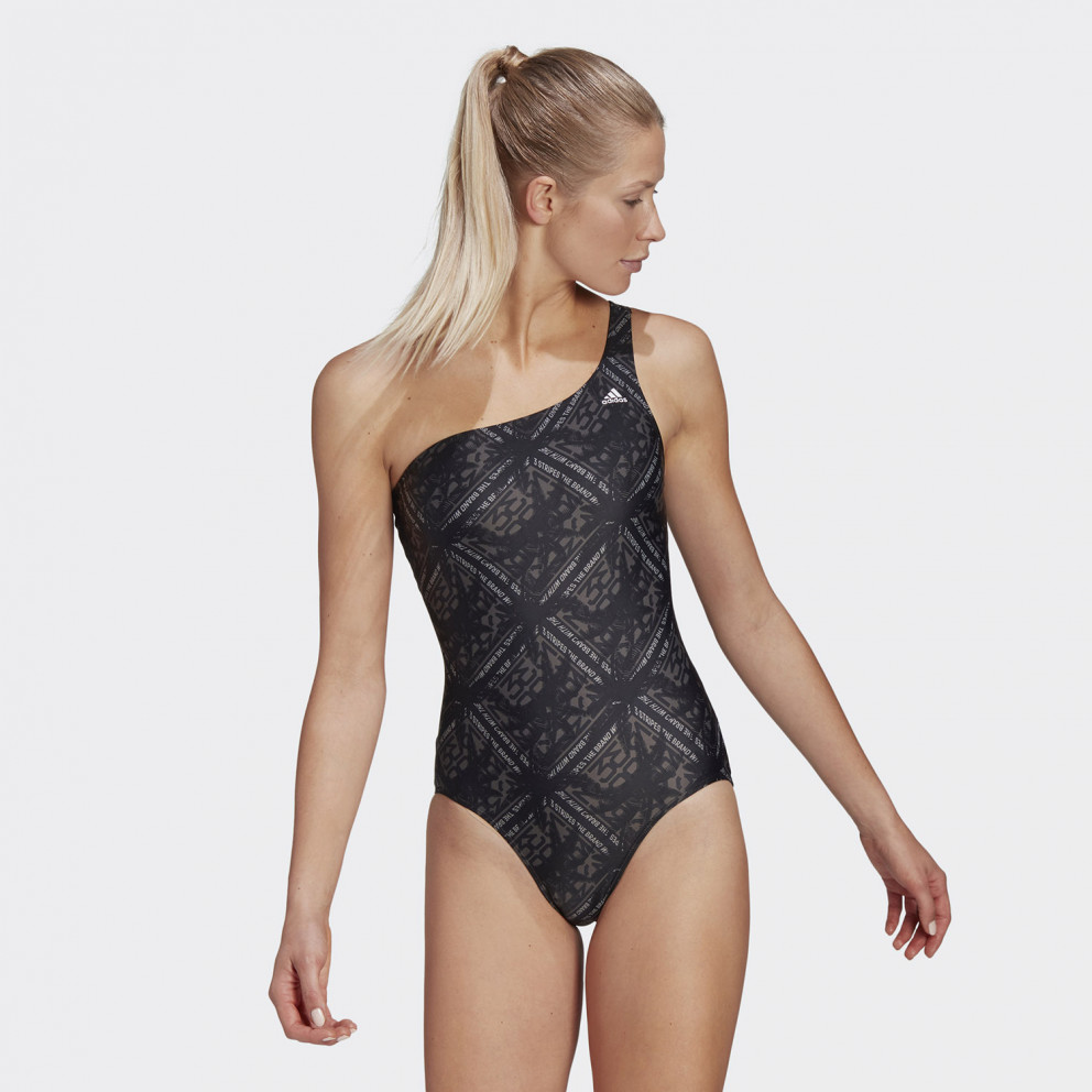 adidas Performance SH3.RO Asymmetrical Festivibes Women's Swimsuit