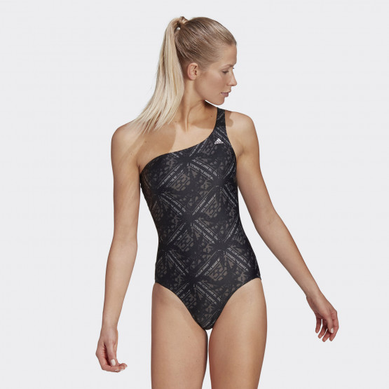 adidas Performance SH3.RO Asymmetrical Festivibes Women's Swimsuit