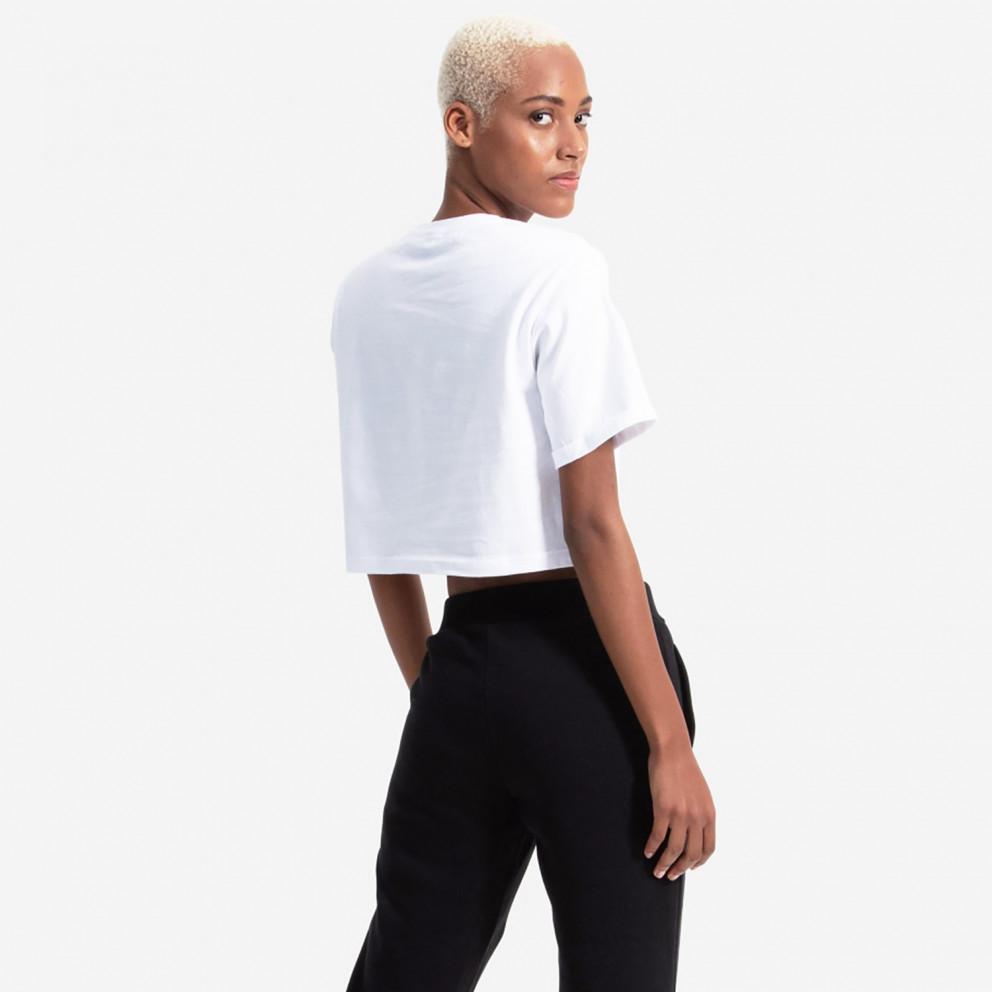 Ellesse Alberta Tie Dye Cropped Γυναικείο T-shirt