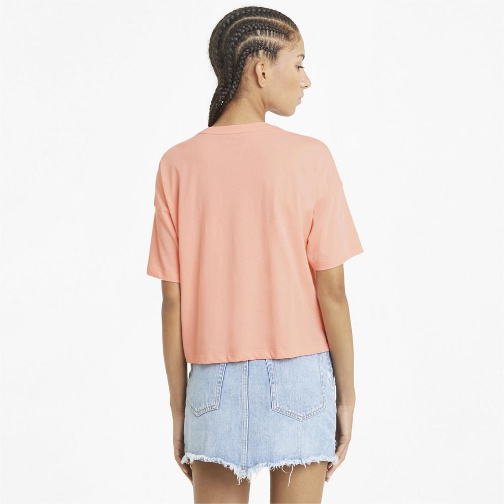 Puma Ess Woman's Cropped T-Shirt