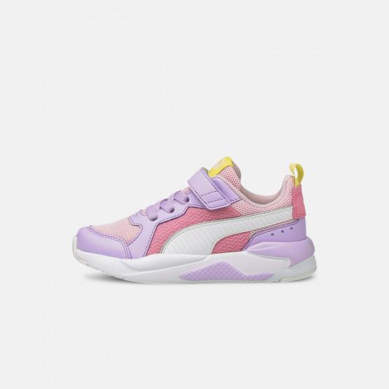 Puma X-Ray Neon Pastel Παιδικά Παπούτσια