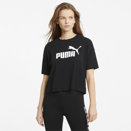 Puma Ess Woman's Cropped T-Shirt