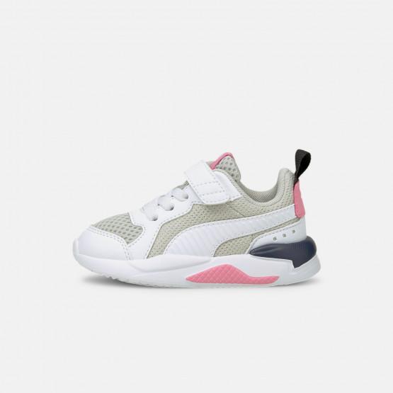 Puma X-Ray Neon Pastel Βρεφικά Παπούτσια