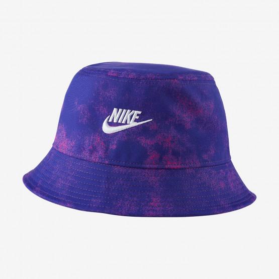 Nike  Sportswear Futura Tie Dye Bucket Καπέλο