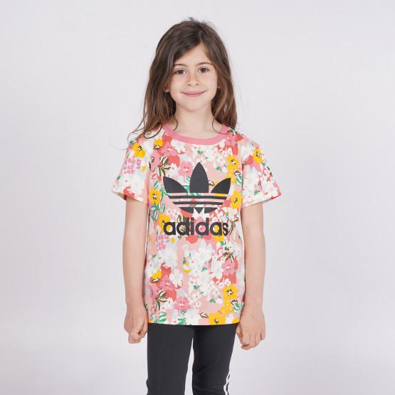 adidas Originals HER Studio London Floral Kids' T-Shirt