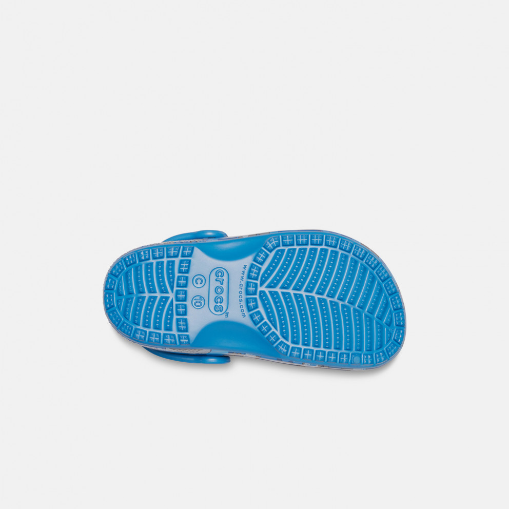 Crocs Classic Shark Clog Kid's Sandals