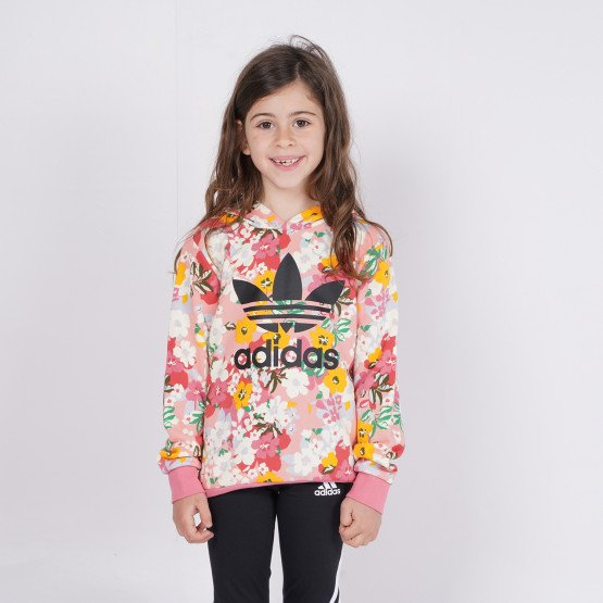 adidas Originals HER Studio London Floral Παιδικό Φούτερ