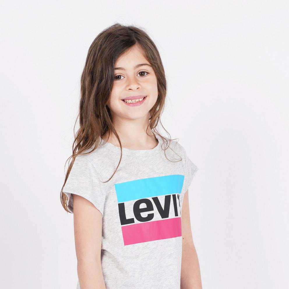 Levis Lvg Sportswear Logo Kids T-Shirt