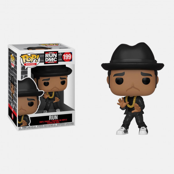 Funko Pop! Rocks: RUN DMC - RUN