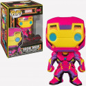 Funko Pop! Marvel: Black Light - Iron Man