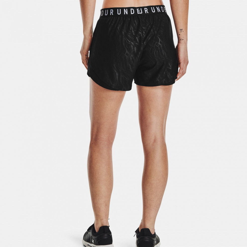 Under Armour Play Up Emboss 3.0 Women's Shorts
