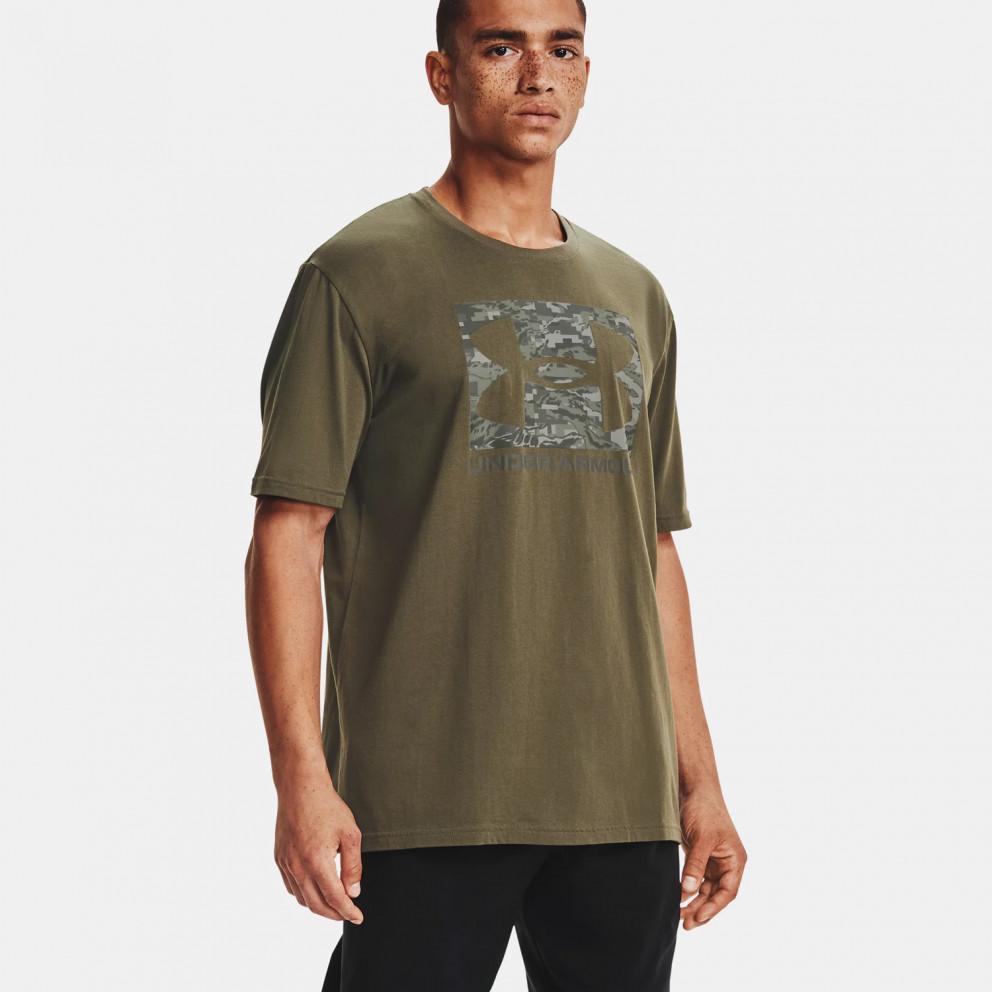 Under Armour Abc Camo Boxed Logo Men's T-shirt