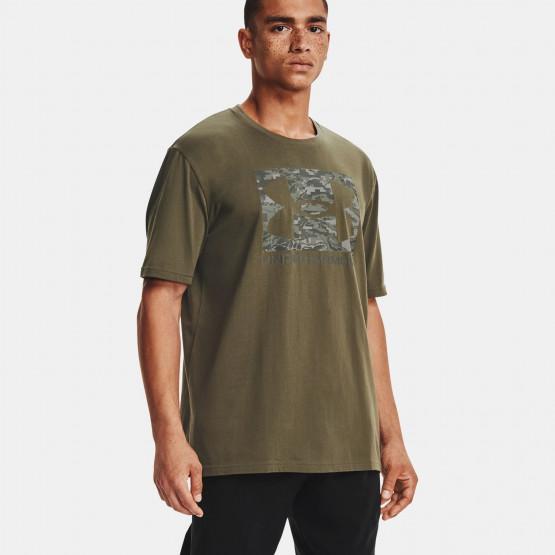 Under Armour Abc Camo Boxed Logo Ανδρικό T-shirt