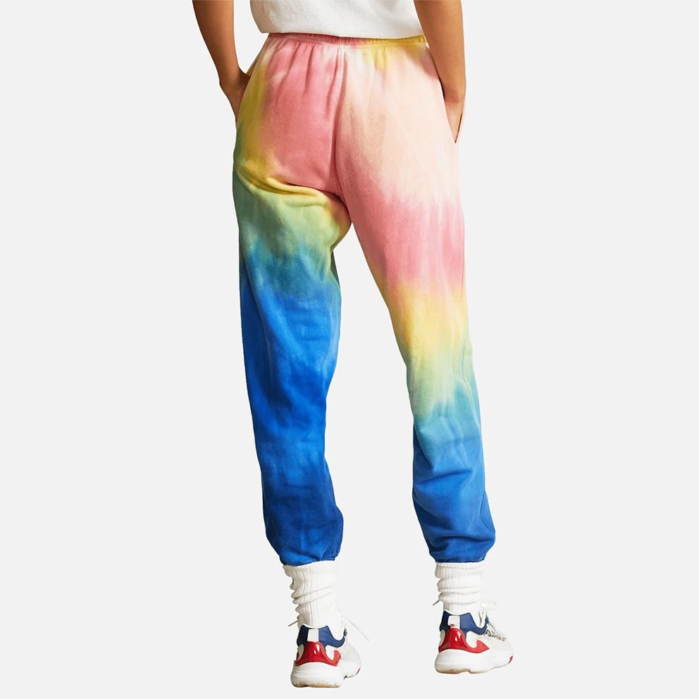 Polo Ralph Lauren Tie-Dye Terry Women's Track Pants