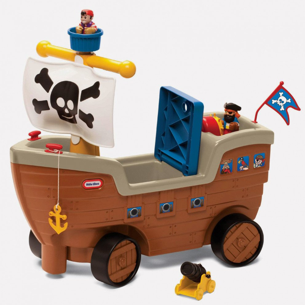 Little Tikes Pirate Ship Ride On