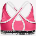 Under Armour Crossback Solid Girls Sports Bra