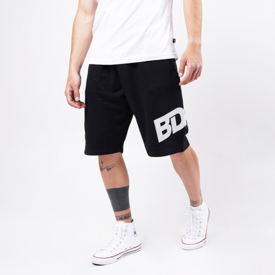 Body Action Men'S Loose Fit Bermuda Shorts