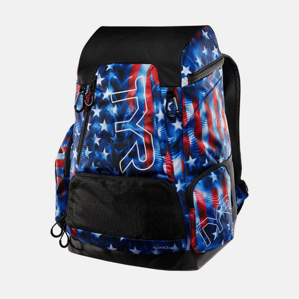 TYR Alliance 45L Usa Genesis Unisex Backpack