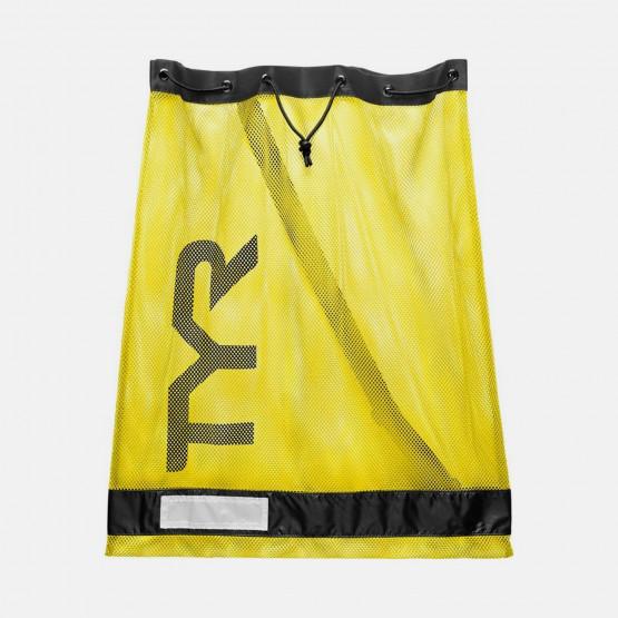TYR Alliance Mesh Mummy Backpack Fl Yellow