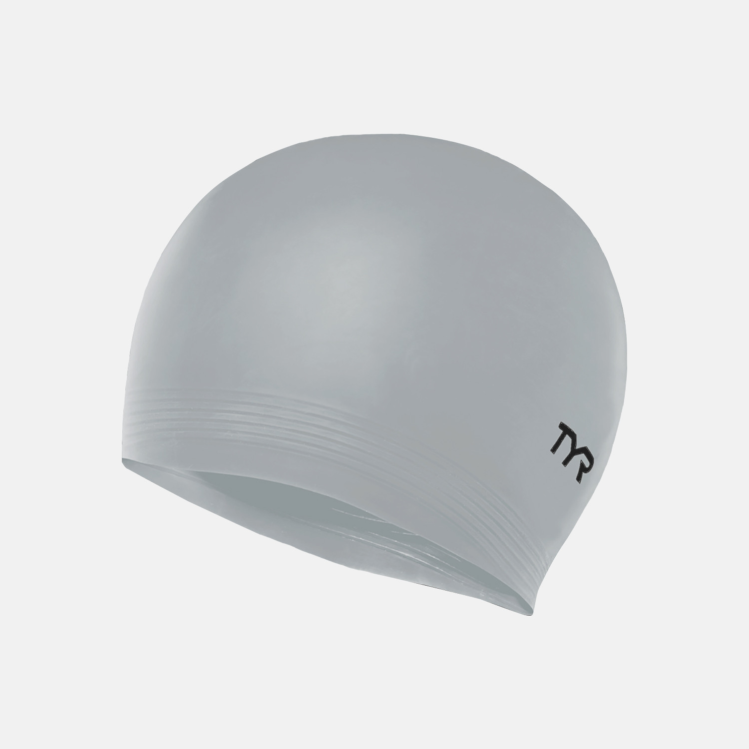 TYR Solid Latex Caps Silver (9000079113_9264)