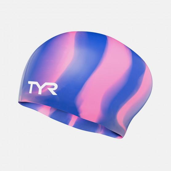 TYR Long Hair Swimming Cap