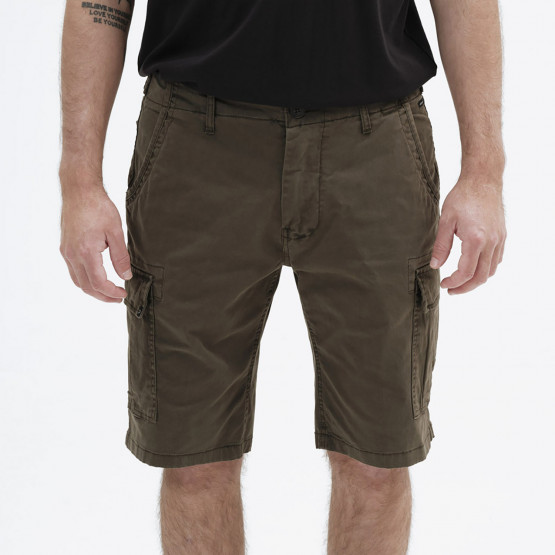 Emerson Men's Stretch Cargo Short Pants