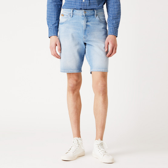Wrangler Texas Shorts Clear Blue