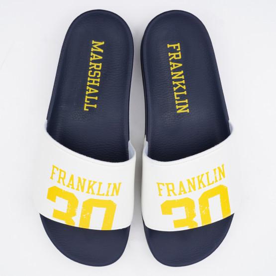 Franklin & Marshall Slipper Thirty Men's Slides