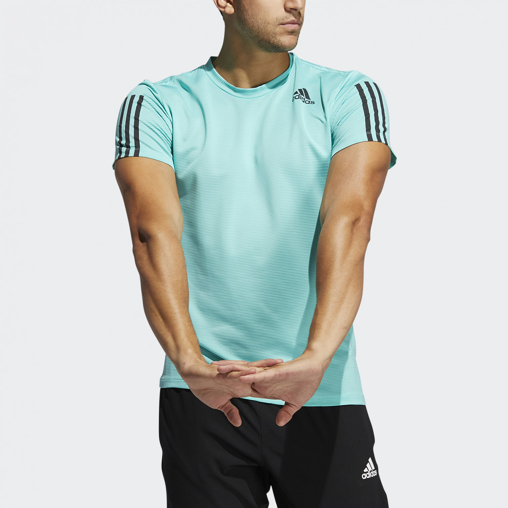 adidas Performance Primeblue 3-Stripes Ανδρικό T-shirt