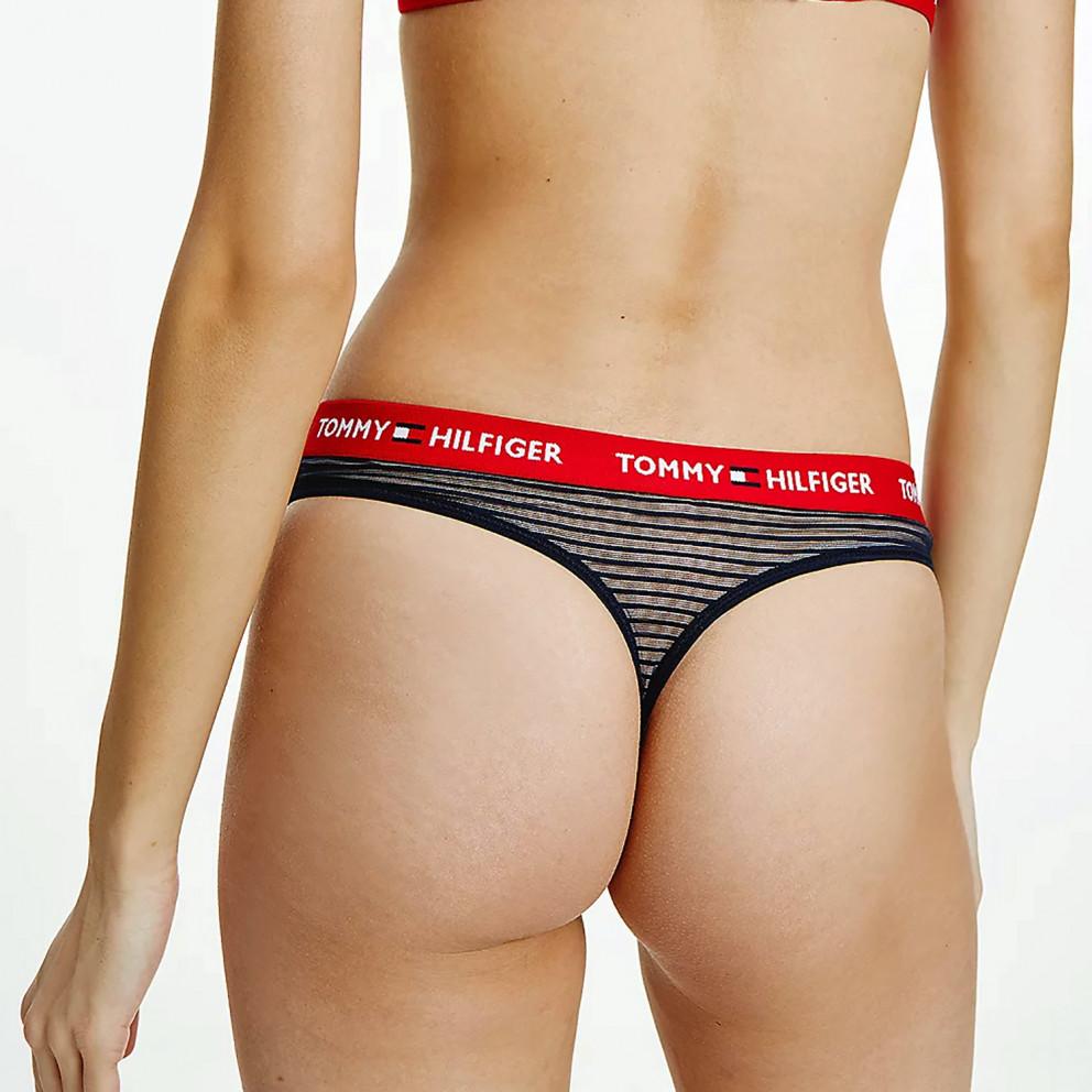 Tommy Jeans Thong Γυναικείο Εσώρουχο