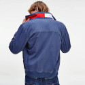 Tommy Jeans Cotton Flag Collar Ανδρικό Μπουφάν