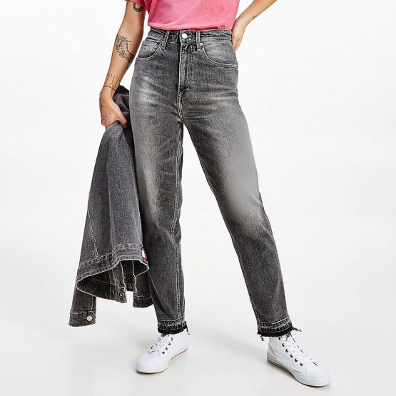 Tommy Jeans Mom Ultra High Rise Γυναικείο Τζιν