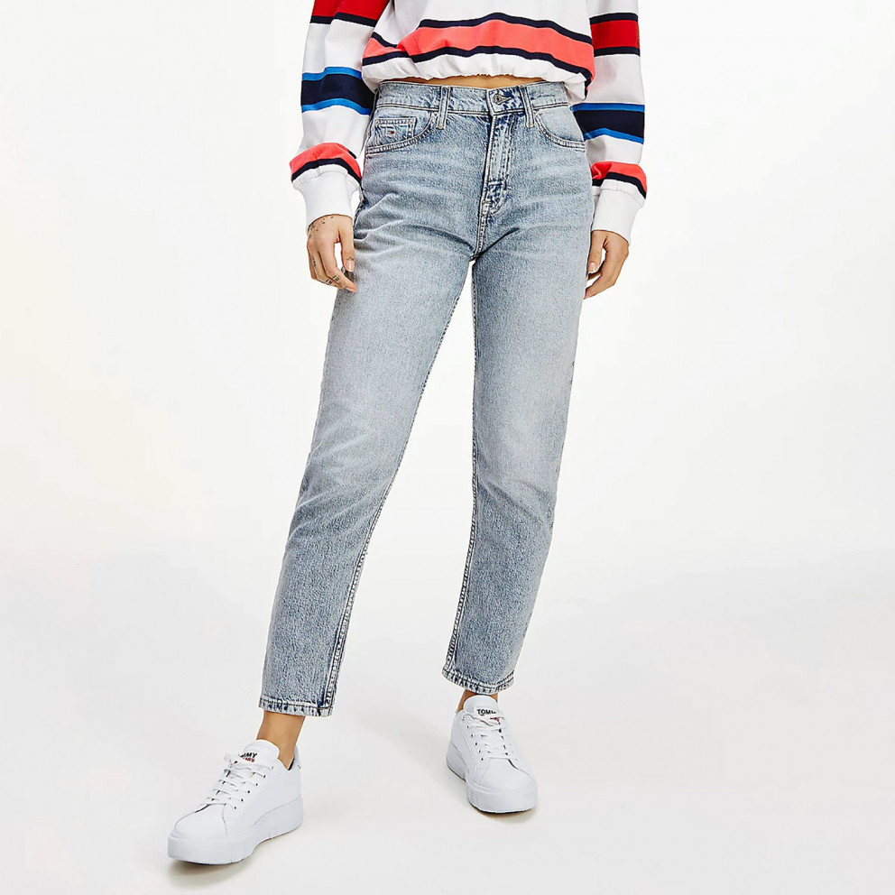 Tommy Jeans Izzy High Rise Slim Ankle Γυναικείο Τζιν (Μήκος 32L)
