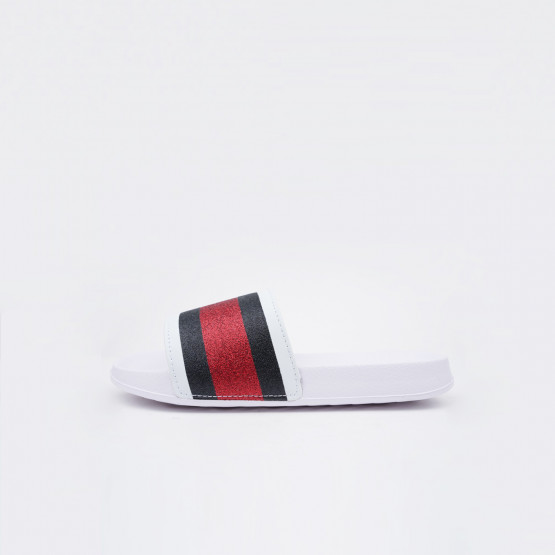 Tommy Jeans Flag Print Παιδικά Pool Slides