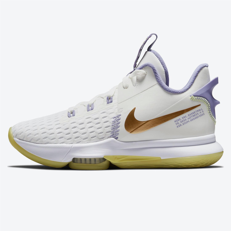 Nike LeBron Witness V Ανδρικά Μπασκετικά Παπούτσια (9000077329_52561)
