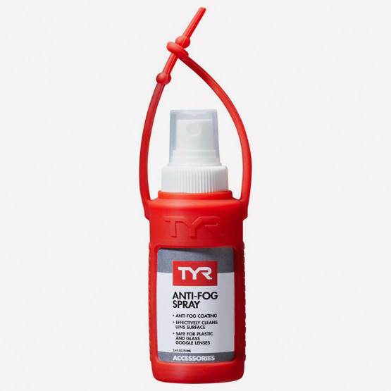 TYR Anti Fog Spray .5 Oz Red