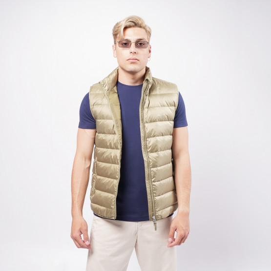 GANT Men's Sleeveless Jacket