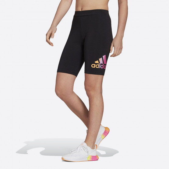 adidas Performance Essentials Gradient Logo Women's Bike Shorts