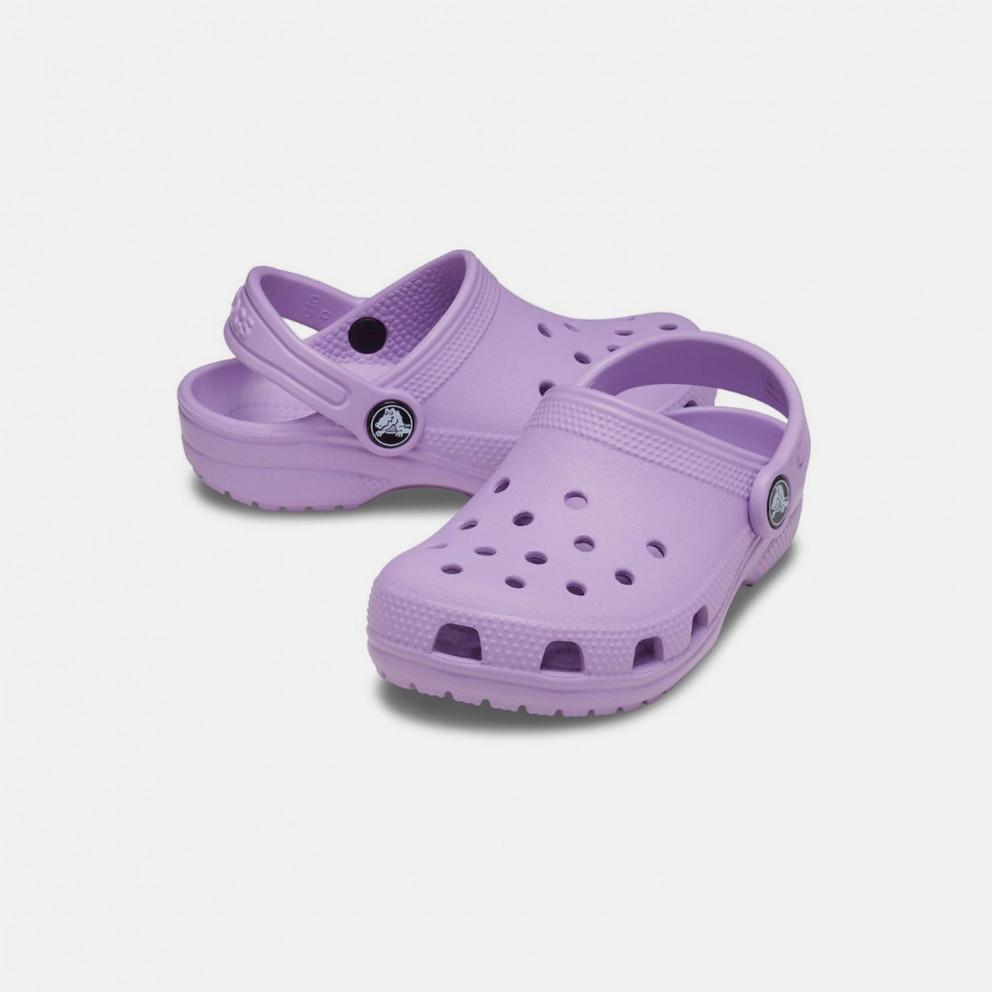 Crocs Classic Clog Παιδικά Σανδάλια