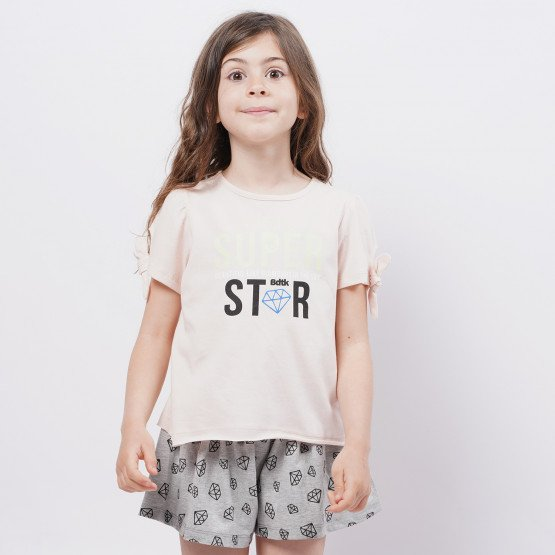 BODYTALK Παιδικό Σετ Σορτς & Μπλούζα