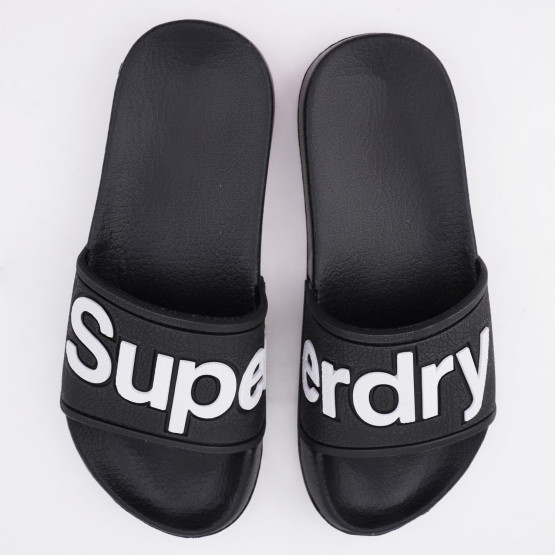 Superdry Eva Pool Women's Slides