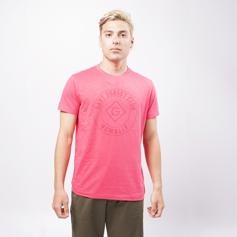 Gant Ανδρικo T-Shirt (9000079045_4777)