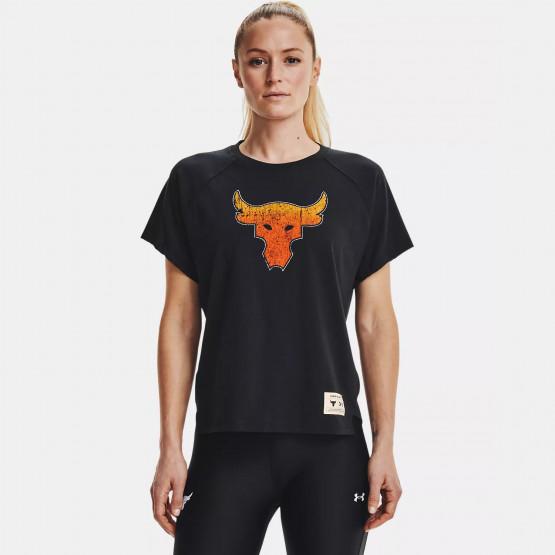 Under Armour Project Rock Γυναικείο T-shirt