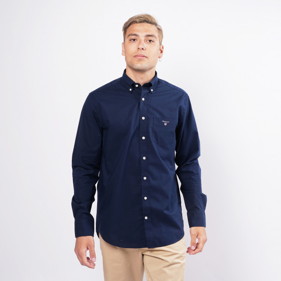 Gant Broadcloth Men's Shirt