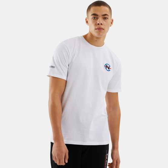 Nautica Competition Patroon Ανδρικό T-Shirt
